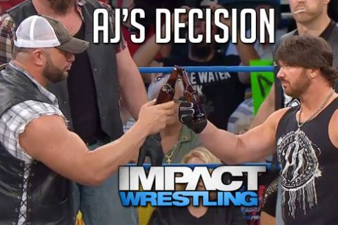 The Good, Great and Awesome from Impact Wrestling (5/23/13)
