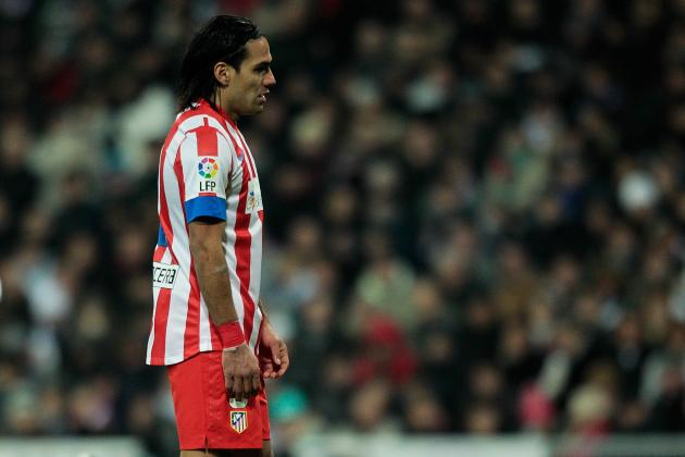 Atletico Madrid Transfers: 5 Potential Replacements for Radamel Falcao