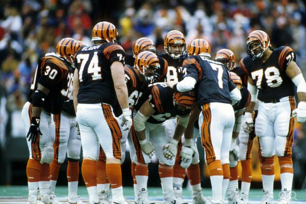 Top 25 Players in Cincinnati Bengals History