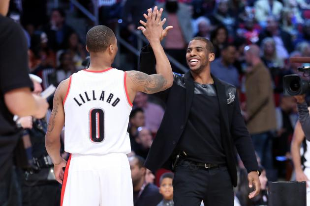 Best Moments from Damian Lillard's Rookie of the Year Season