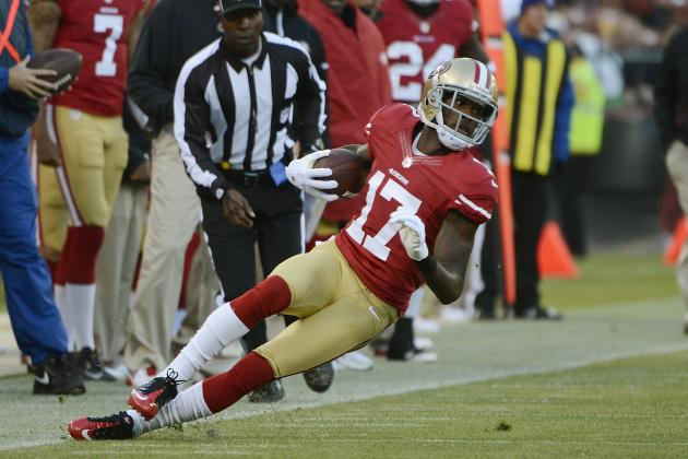 San Francisco 49ers: 5 2012 Draftees Who Face Most Pressure from 2013 Class