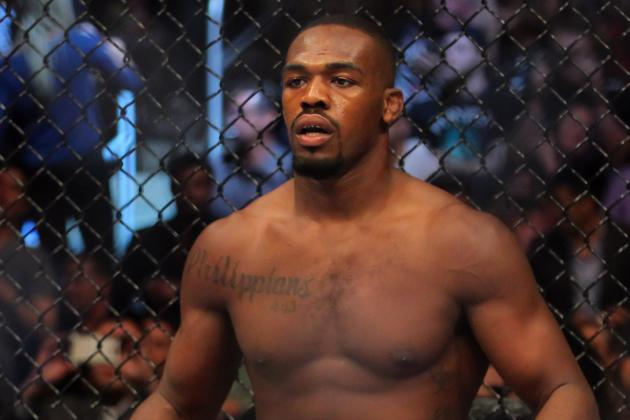 Jon Jones' Toe and 7 MMA Injuries You'll Never Be Able to Unsee