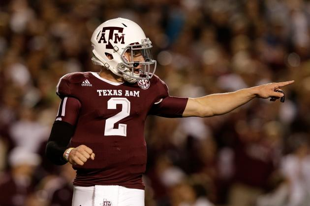 Power Ranking Top 10 Dual-Threat QBs Heading into 2013 College Football