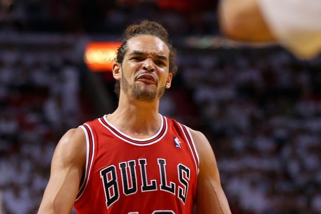 Joakim Noah: 5 Most Memorable Moments from the All-Star Center's 2012-13 Season