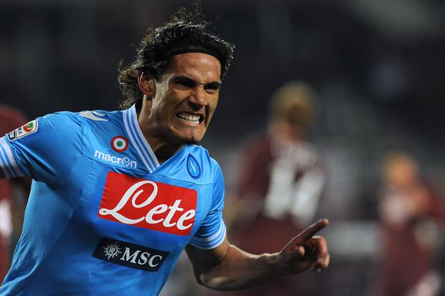 5 Reasons Why Edinson Cavani Is Manchester City's Must-Have at Transfer Window