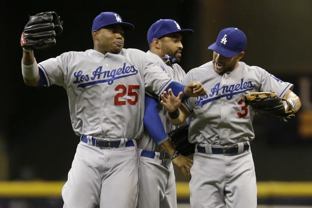 Blueprint for the Los Angeles Dodgers to Get Back to .500 ASAP