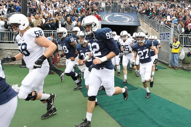 Penn State Football: 3 Reasons Nittany Lions  Are Bound to Overachieve in 2013