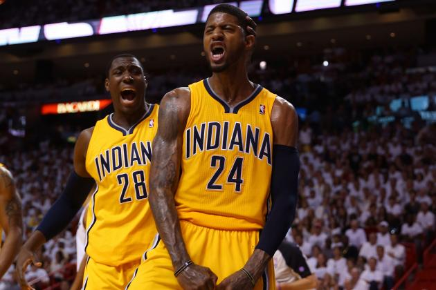 Indiana Pacers vs. Miami Heat: Game 2 Postgame Grades and Analysis