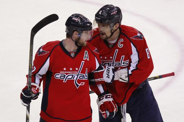 Setting Expectations for Washington Capitals' Top Stars for 2013-14 Season