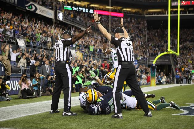The Biggest Flaws in NFL Officiating