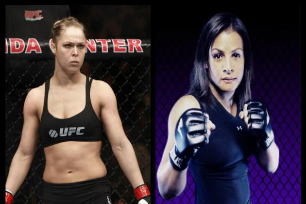 Ronda Rousey vs. Fallon Fox Head-to-Toe Breakdown