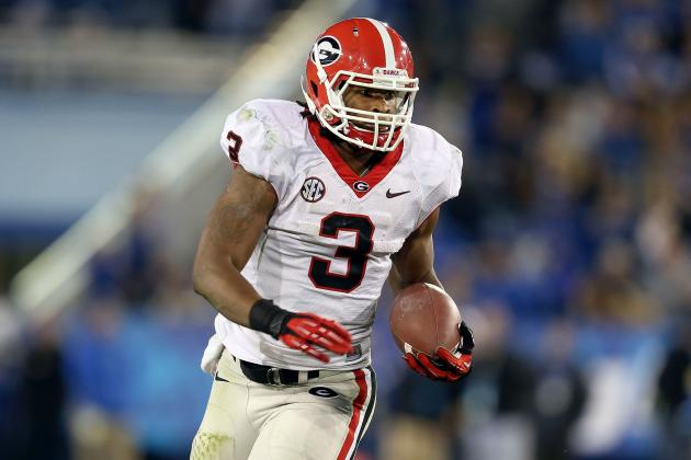 SEC Football: Power Ranking the Top 5 Candidates for Player of the Year