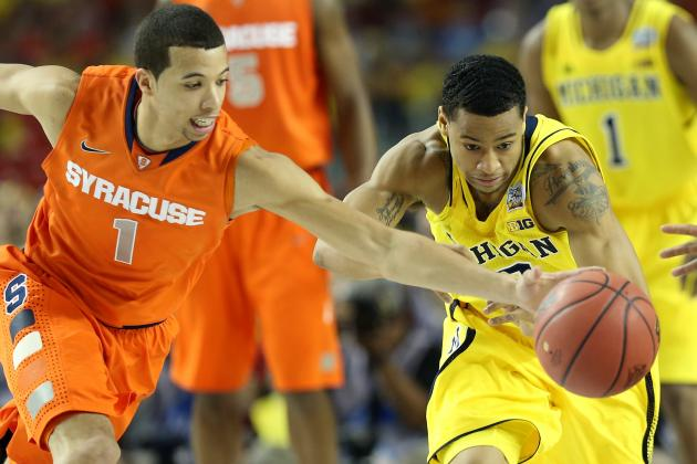 1 Eye-Popping Stat Fans Must Know About Every Projected 2013 NBA Lottery Pick