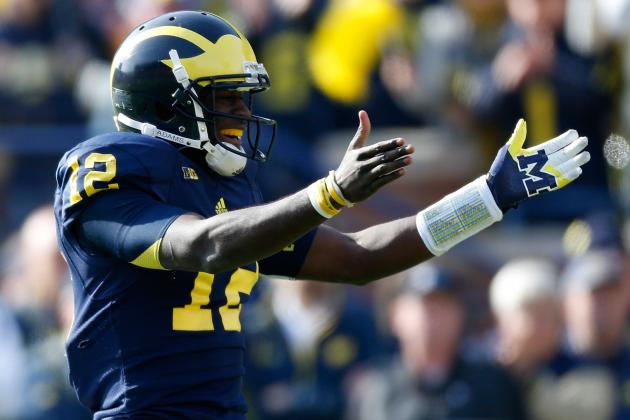 Michigan Football: 5 Reasons Wolverines Are Bound to Overachieve in 2013