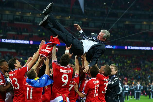 Champions League Final: 6 Key Stats That Tell the Story of Bayern Munich's Win