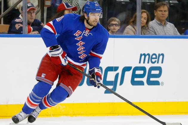 Who's to Blame for New York Rangers' 2nd-Round Loss to Boston Bruins?