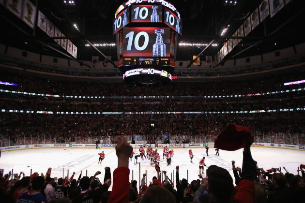 NHL Playoffs: 5 Reasons Why the Blackhawks Beat the Red Wings in Game 5