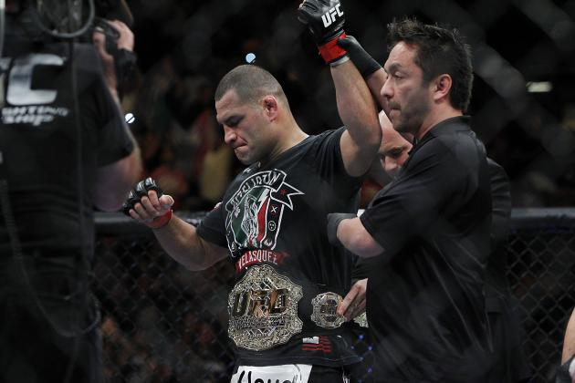 Velasquez vs. Silva 2 Results: 5 Key Takeaways from UFC 160's Main Event