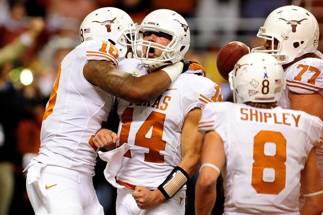 Texas Football: 5 Reasons the Longhorns Are Bound to Overachieve in 2013