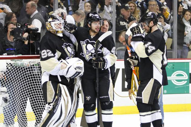 5 Reasons the Penguins Advanced to the Eastern Conference Finals