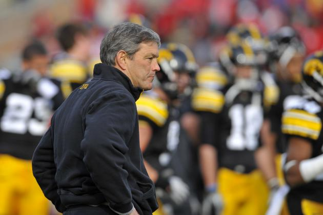Iowa Football: 5 Reasons Hawkeyes Are Bound to Overachieve 2013