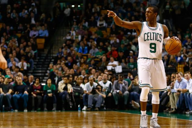 Pros and Cons of Boston Celtics Becoming Rajon Rondo's Team