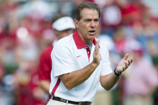 Alabama Football: 4 Reasons Tide Are Bound to Succeed in 2013