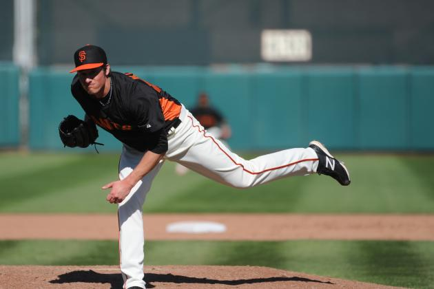 San Francisco Giants: Stock Up, Stock Down for Top 10 Prospects for Week 8