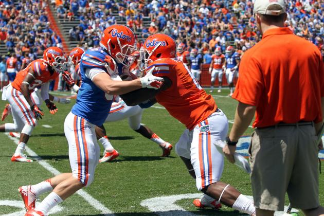 Florida Football: 4 Reasons the Gators Are Bound to Underachieve in 2013