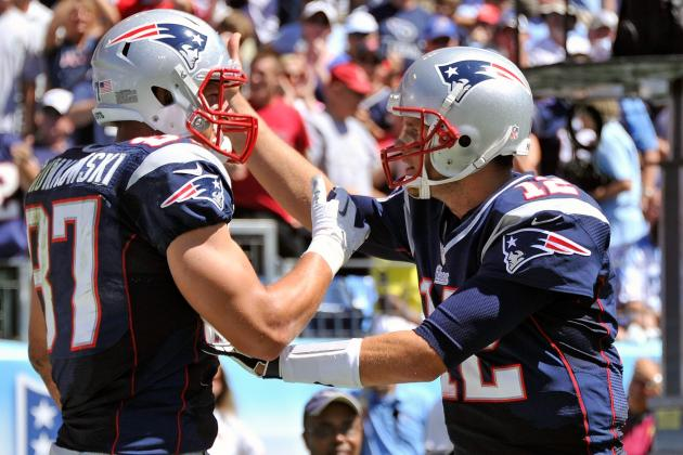 Power Ranking the NFL's Top QB-WR Combinations