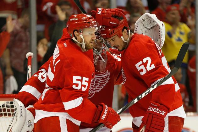 Detroit Red Wings: 5 Changes They Must Make to Win Series vs. Chicago Blackhawks