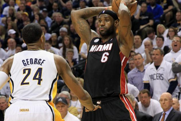 Miami Heat vs. Indiana Pacers: Game 3 Postgame Grades and Anaylsis