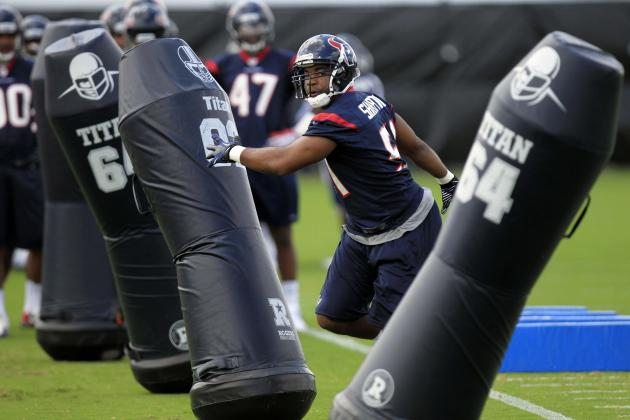 Houston Texans OTAs: Latest Player Reports and Analysis