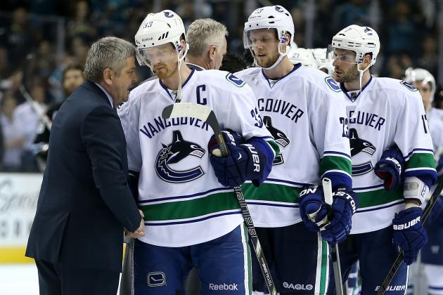 The 5 Vancouver Canucks Most Likely to Disappoint in 2013-14 Season