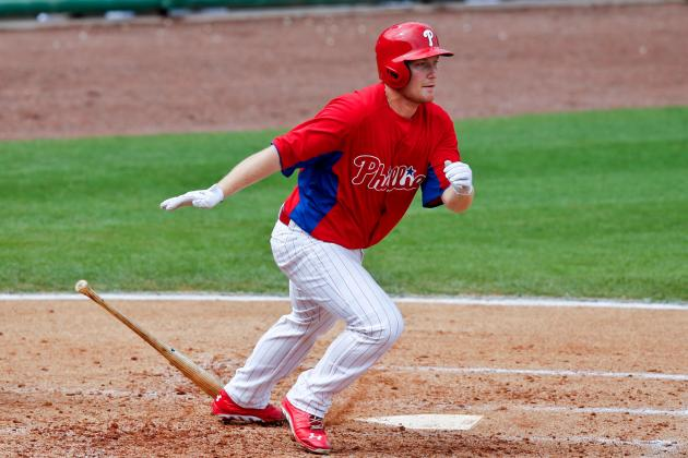 Stock Up, Stock Down for Philadelphia Phillies' Top 10 Prospects for Week 8