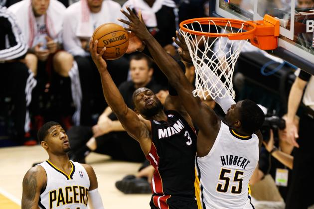 Most Awkward Moments of the 2012-13 NBA Playoffs