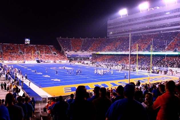 Boise State Football: 3 Reasons the Broncos Are Bound to Overachieve in 2013