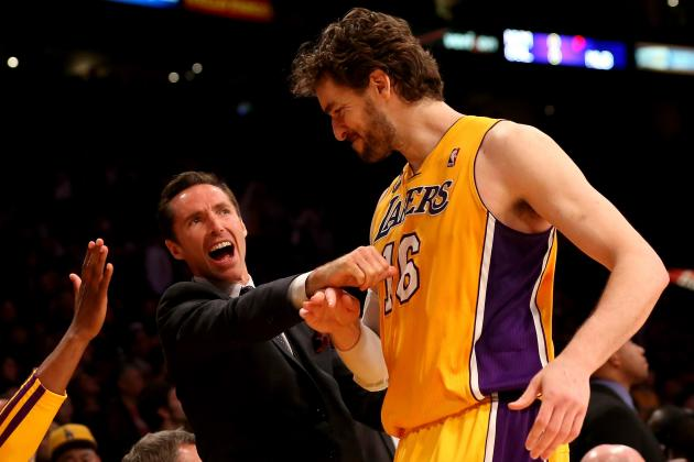 Current LA Lakers Who Must Take a Bigger Role in 2013-2014