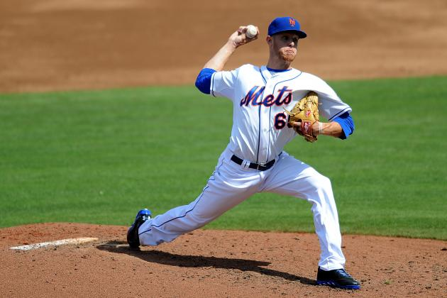 Stock Up, Stock Down for Mets' Top 10 Prospects for Week 8