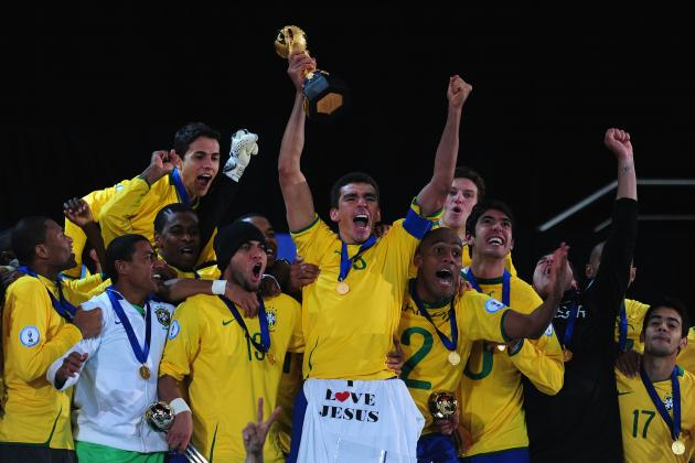 11 Players You Need to Know Prior to the 2013 FIFA Confederations Cup in Brazil