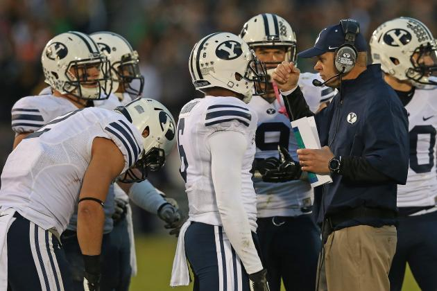 BYU Football: 4 Reasons Cougars Are Bound to Overachieve in 2013