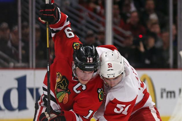 Chicago Blackhawks vs. Detroit Red Wings: 5 Matchups to Watch in Game 6