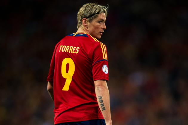 Chelsea Striker Fernando Torres Does Deserve Spain Recall