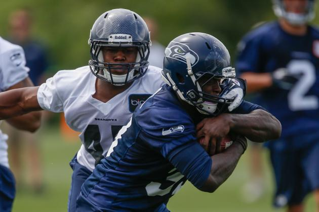 The Best Rookie Storylines at Seattle Seahawks OTAs