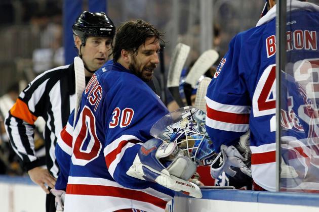 Ranking the 10 Best Playoff Beards of the 2013 NHL Postseason