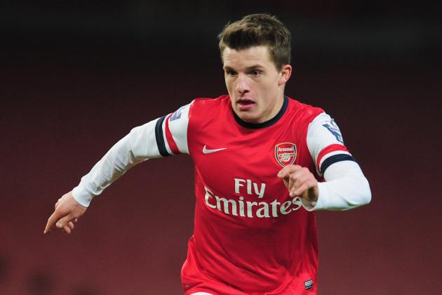 Arsenal: 6 Young Gunners Who Could Break out Next Season