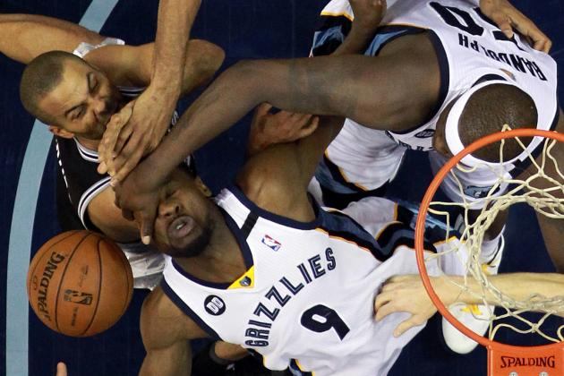 NBA Picks: San Antonio Spurs vs. Memphis Grizzlies, Game 4