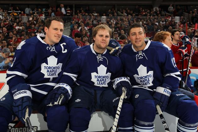 Predicting How Each Toronto Maple Leaf Line Will Look in 2013-14