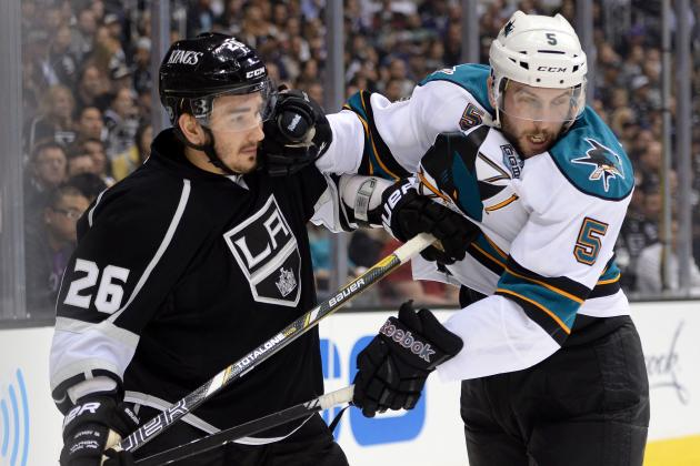 San Jose Sharks vs. Los Angeles Kings: Preview and Prediction for Game 7