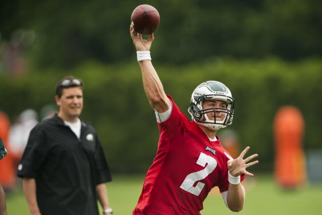 The Best Rookie Storylines at Eagles OTAs